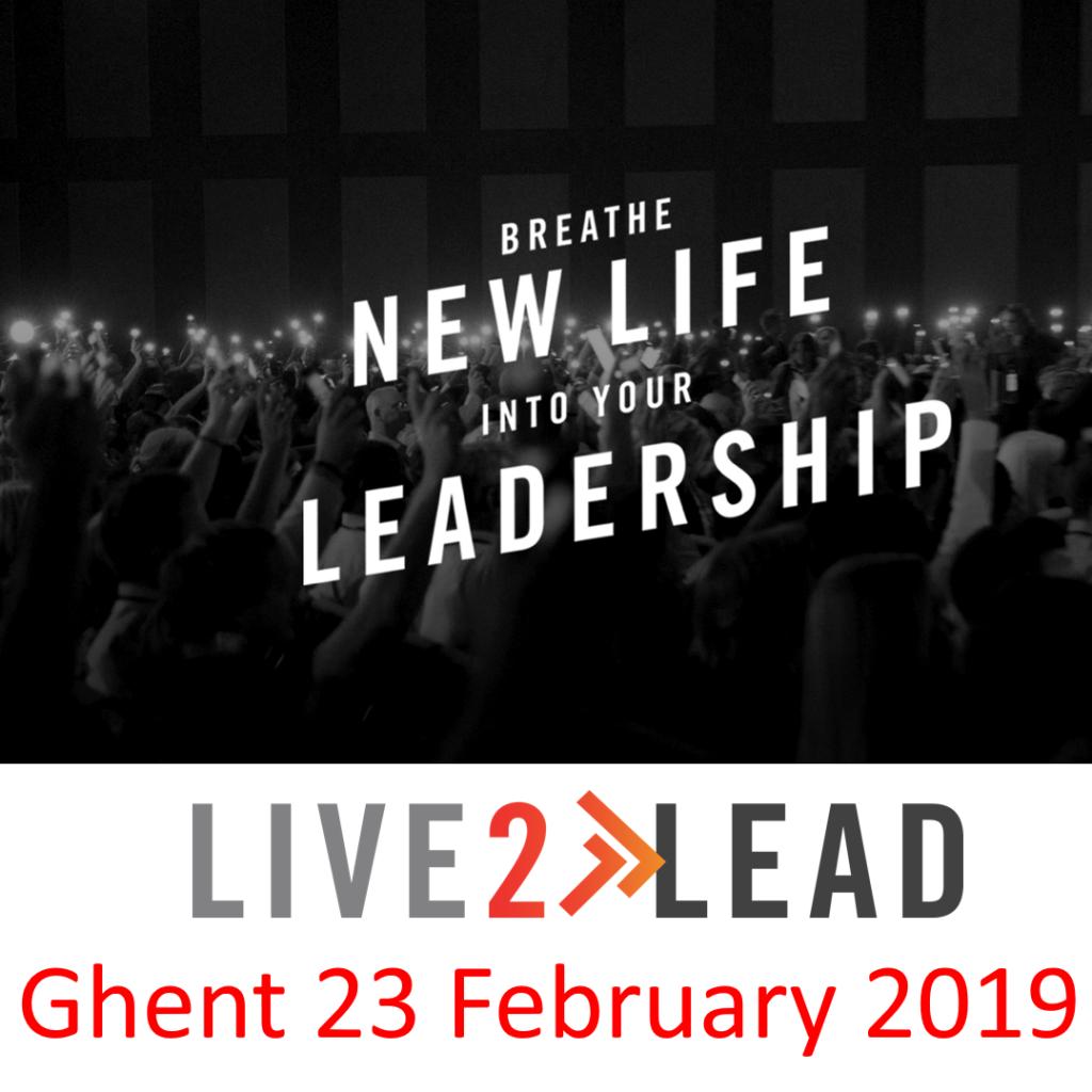 23/02/2019 – Live2Lead